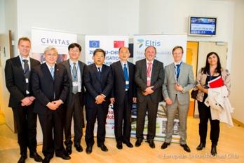 EU and China share urban mobility knowledge