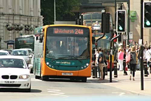Integrated transport network planned for south Wales
