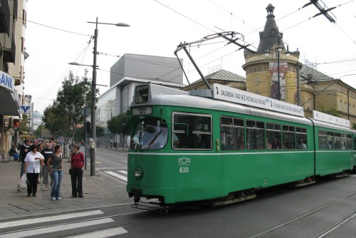 Belgrade to reorganise public transport