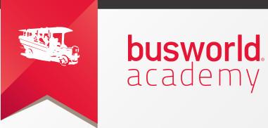 Busworld Academy & IRU Seminars at Busworld Kortrijk 2015