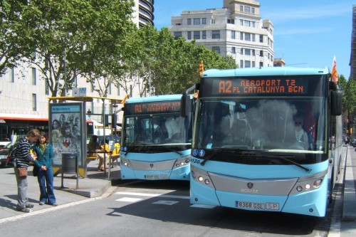 Barcelona improves accessibility on public transport