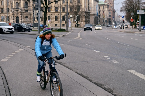 Munich plans for cycling across urban area