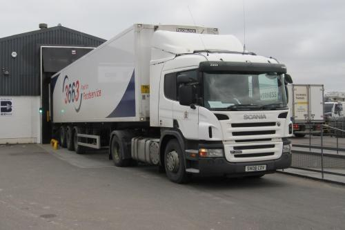 Cross-border smart truck trial completed