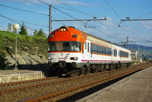 French and Basque governments consider extending rail 'motorway'