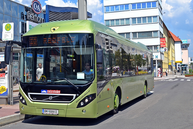 Częstochowa invests in hybrid buses