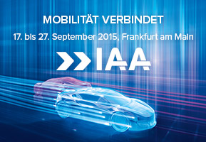Upcoming Frankfurt show to showcase new mobility; connected cars, autonomous driving