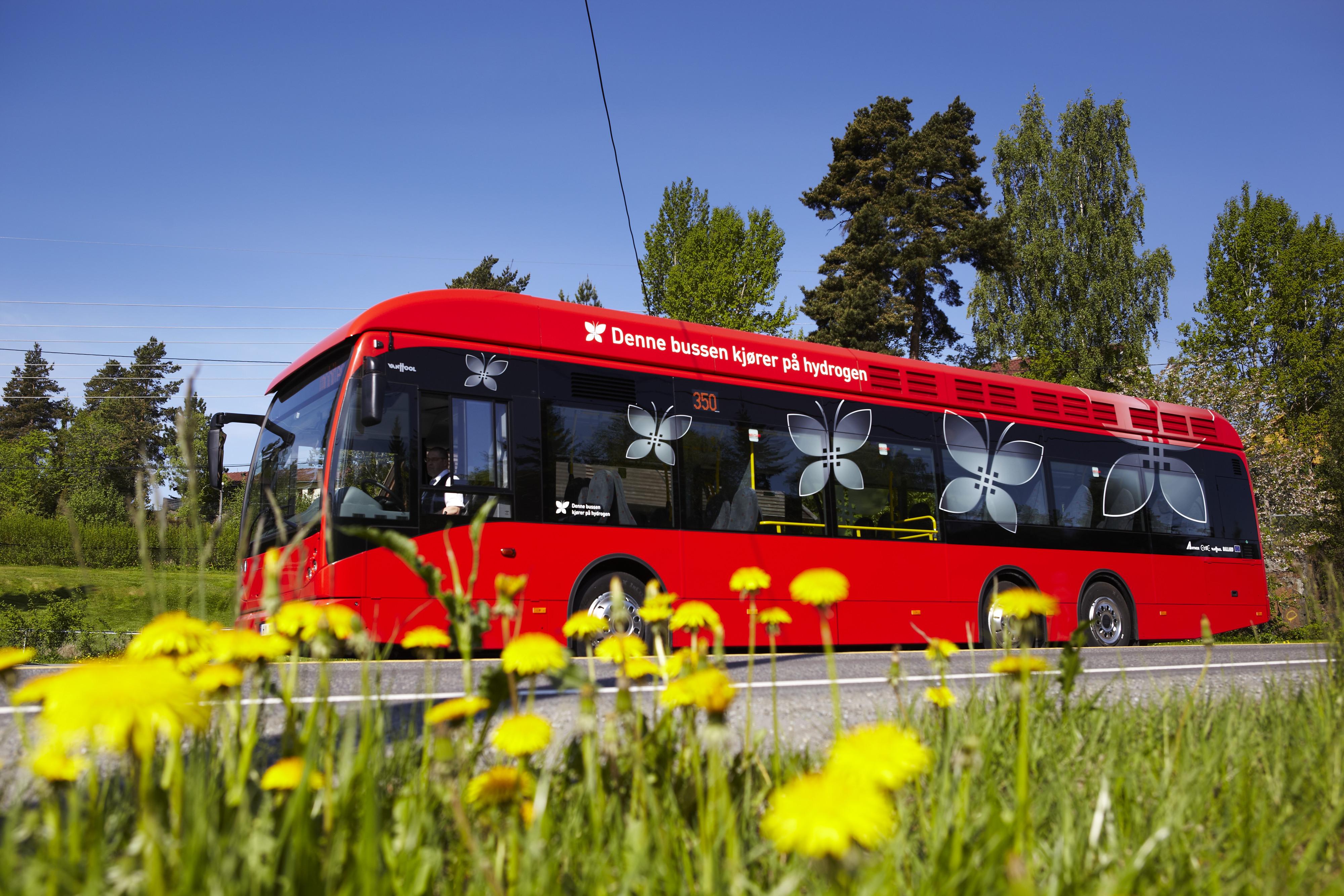 EU fuel cell bus project reaches important milestone