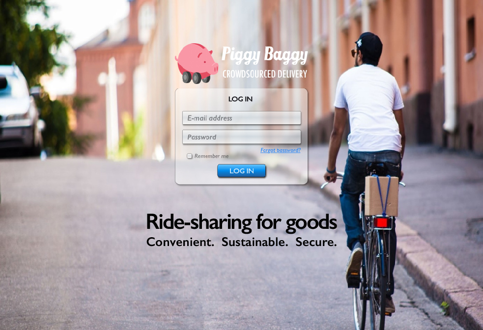Finland-based startup PiggyBaggy/CoReorient selected as a finalist for South by South West's SXSW Eco Startup Competition