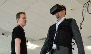 Testing virtual reality to improve transport will soon be possible in Milton Keynes