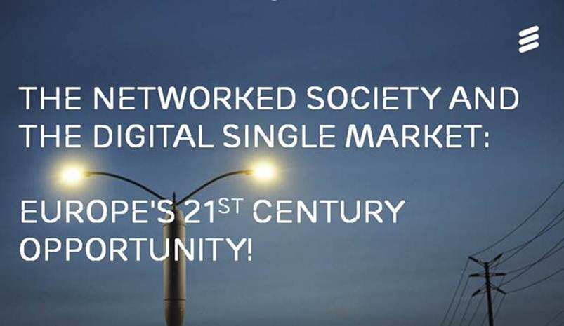 ERTICO to participate in Ericsson Digital Single Market Seminar