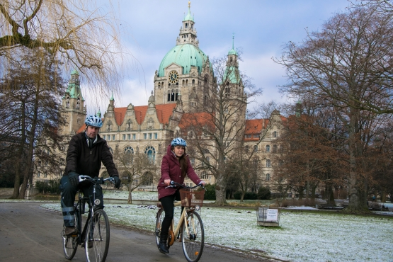 Hannover will host the 4th International Cycling Safety Conference