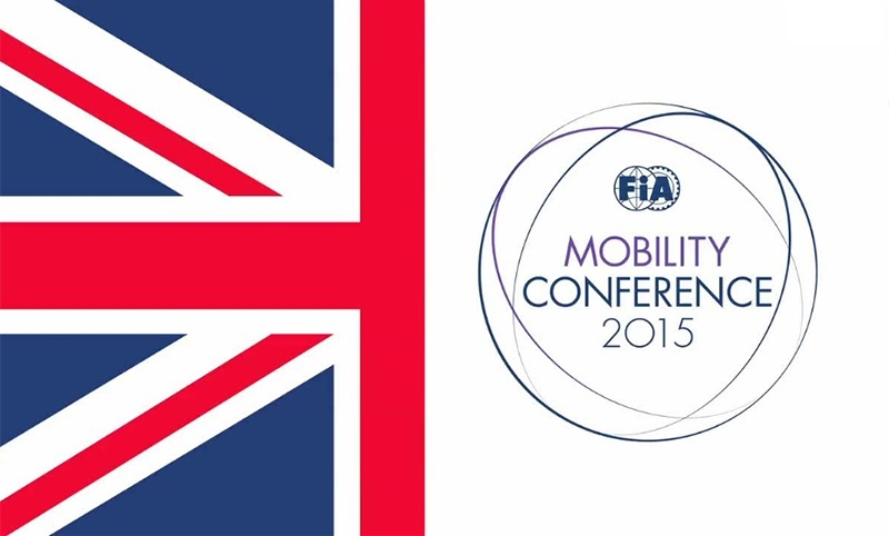 ERTICO will be represented at the FIA Mobility Conference 2015