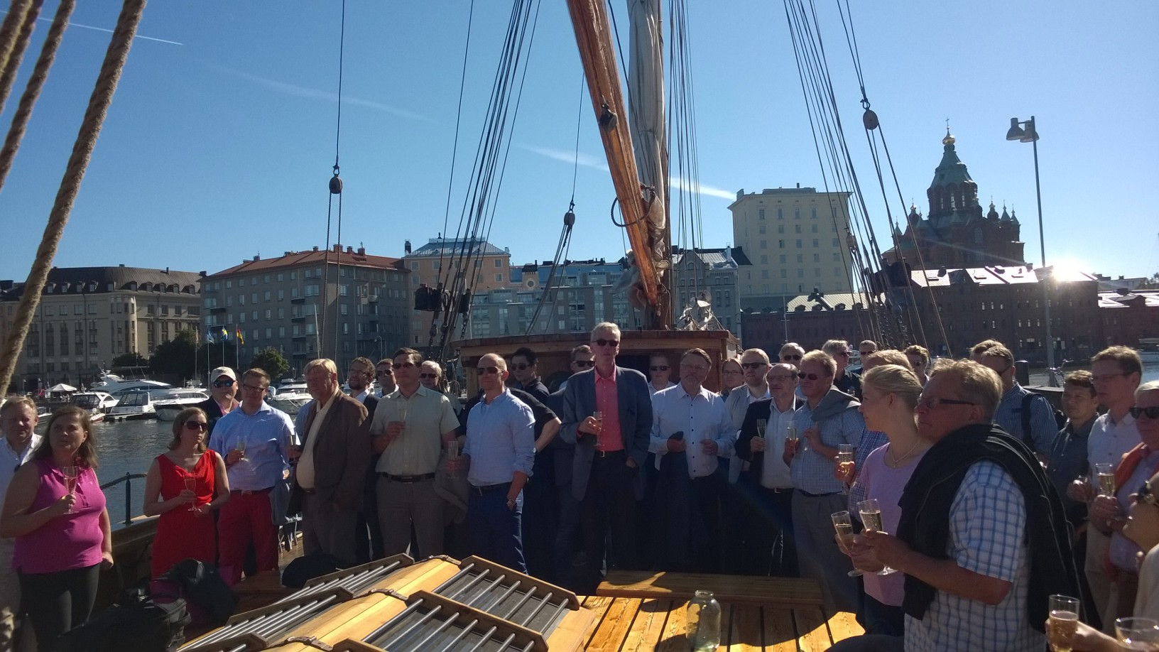 ERTICO fostered discussions on MaaS during ITS Finland Annual Networking event