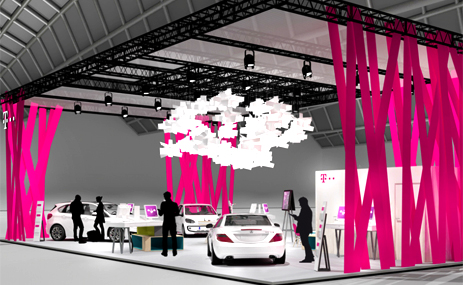 Deutsche Telekom to present its connected car solutions at IAA