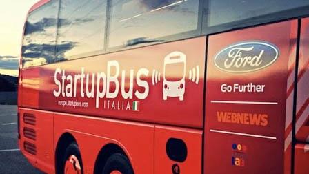 Ford Italy Sponsors Cross-Europe Bus Adventure For Budding Entrepreneurs