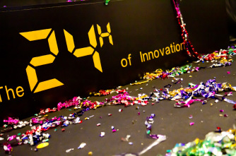 The 24 hours of innovation student competition