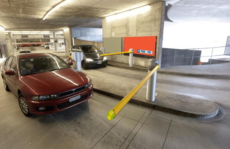 EU project produces multi-lingual parking management brochure