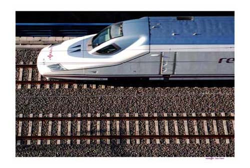 Combined plane and train ticket available now in Spain