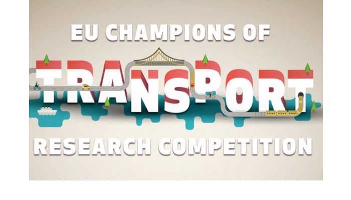 Who will be the new EU Champion of Transport? Maybe you?