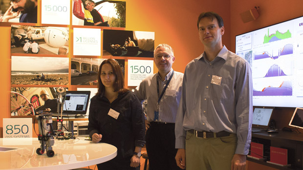Ericsson showcases the future to Swedish industry and society