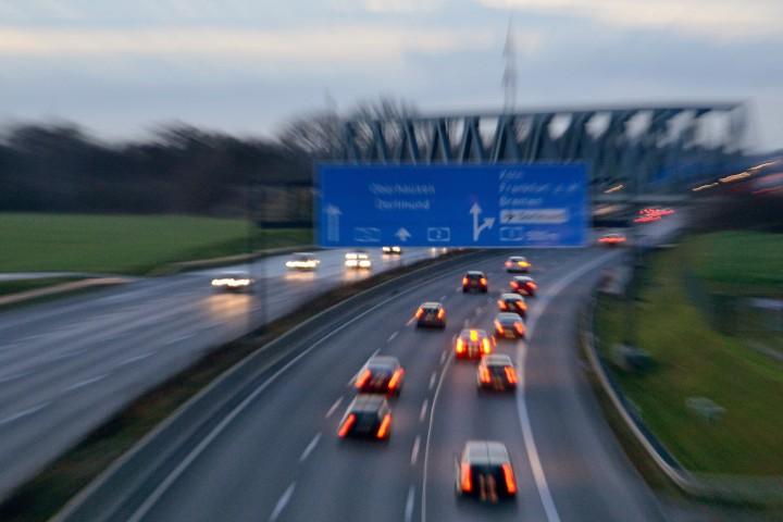 Speed limits on German motorways in the spotlight again