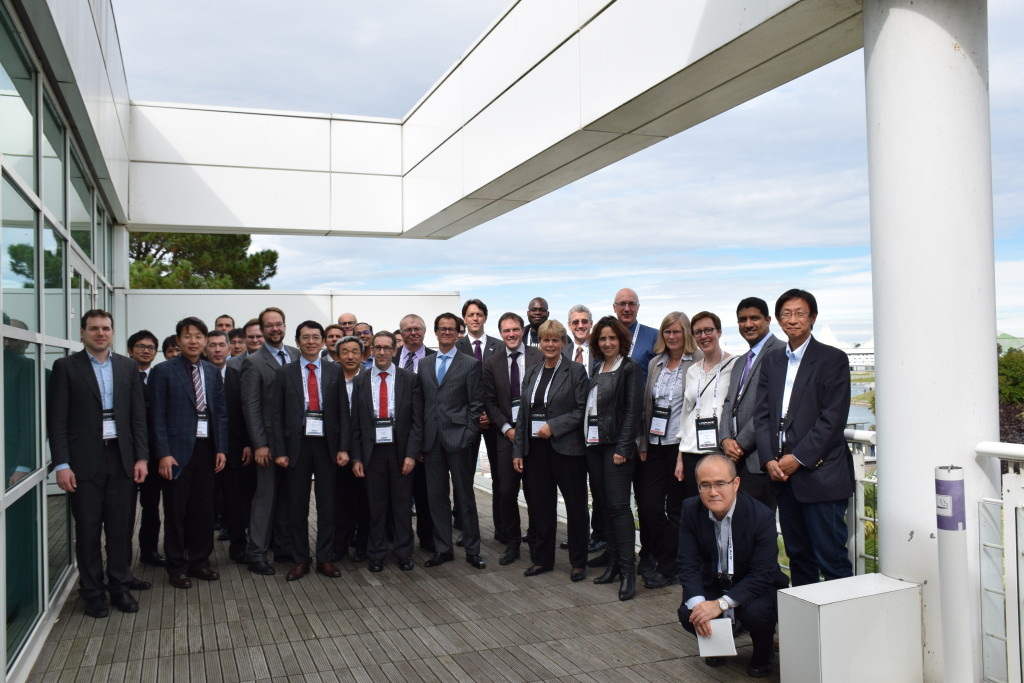 FOT-Net Data discussed connected vehicle data in Bordeaux