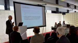 ecoDriver session at the ITS World Congress 2015