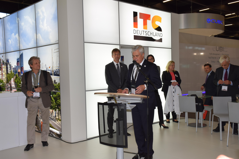 Hamburg Submits Application to Host ITS World Congress 2021