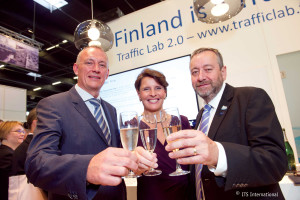 MaaS Alliance launch at the ITS World Congress 2015