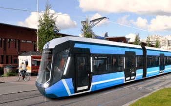 The tramline is Tampere's greatest investment