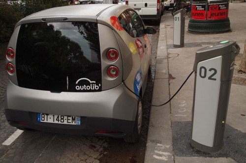 Luxembourg promises 800 charging points by 2020