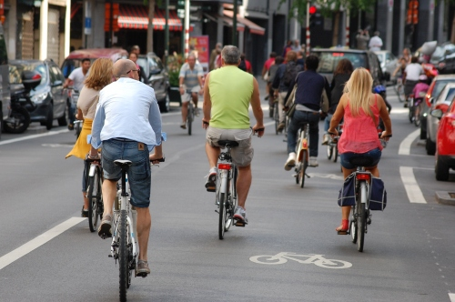 Madrid to spend € 40 million on cycle lanes in 2016