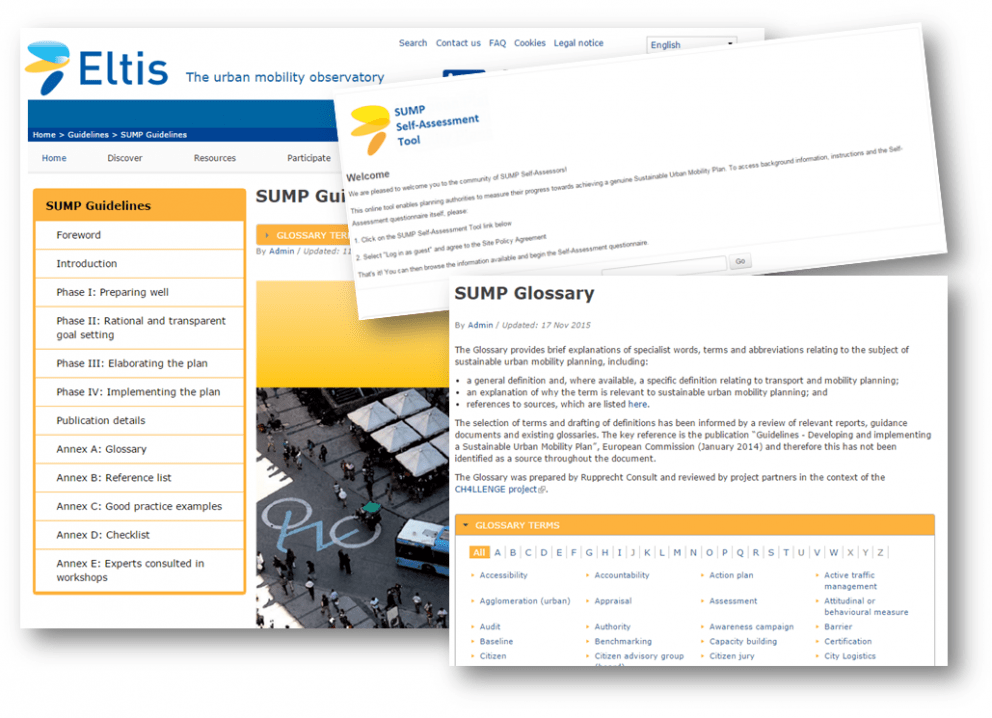 Online SUMP self-assessment tool launched