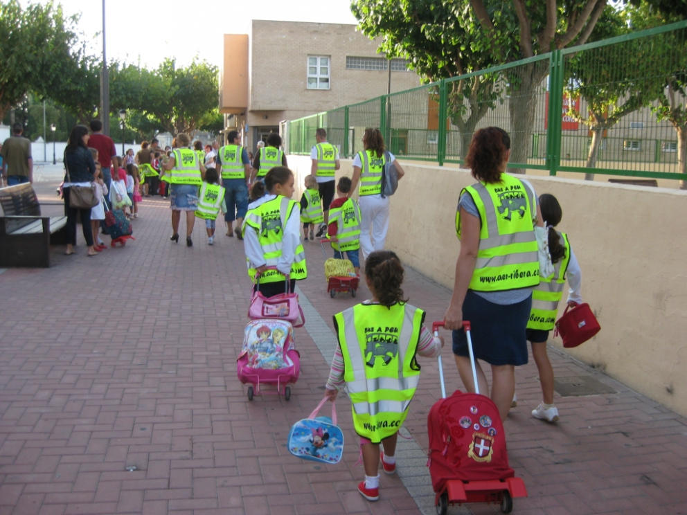 Let'S Move!: sustainable mobility project for schools kicks off