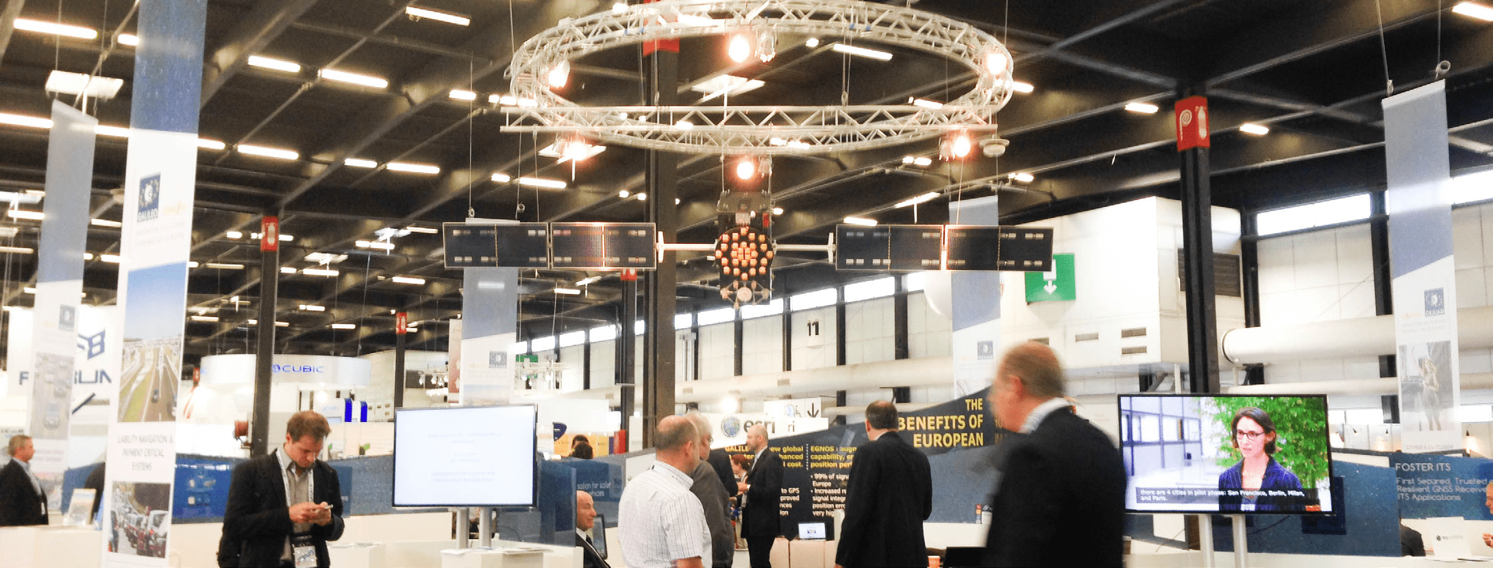 Jupiter presents the European GNSS Village