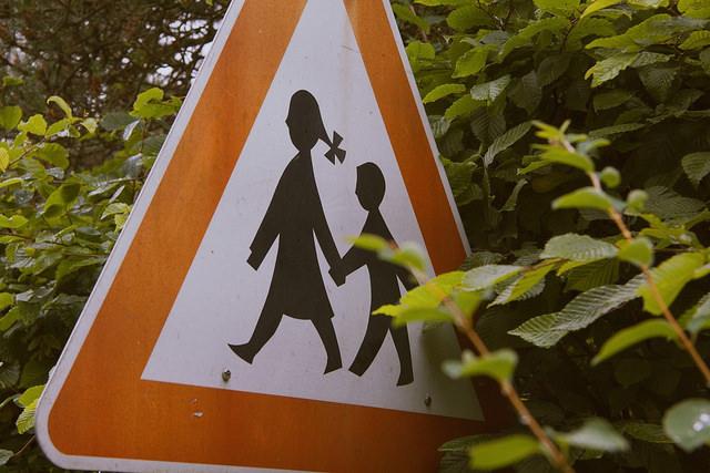 School marks 16 years of walking bus scheme