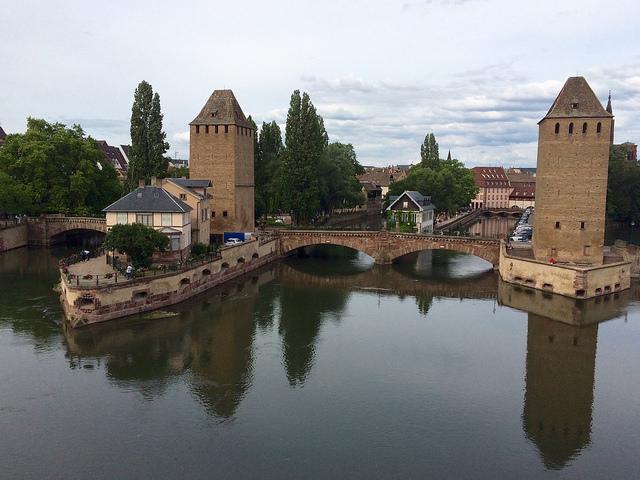 Strasbourg wins international 'smart-city' award