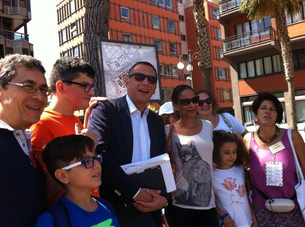 Pescara approaches residents to have say on bike network