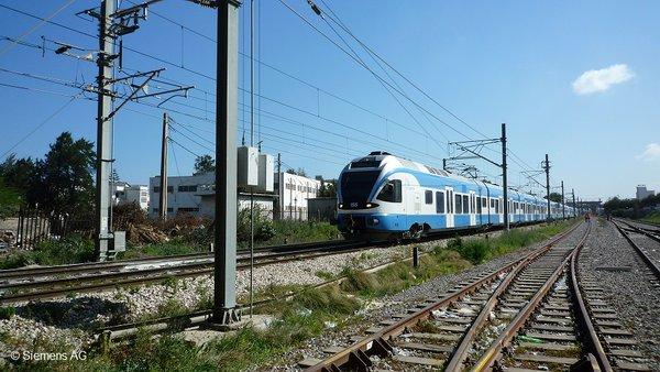 Siemens to automate railway network in Algiers metropolitan area