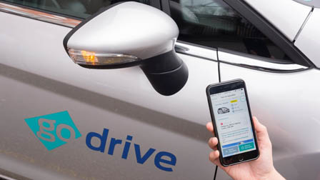 Ford GoDrive Provides Dynamic Car-sharing For London Hotel Guests