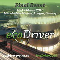 ecoDriver Final Event