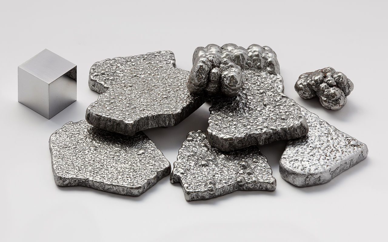 Could clean metal powders fuel your car?