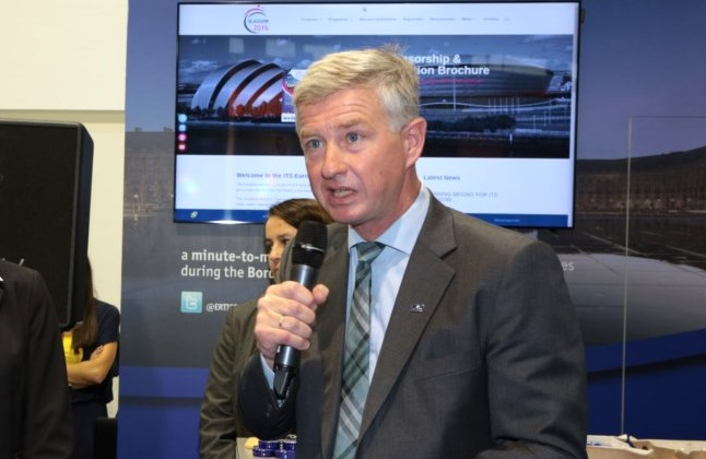 Cees De Wijs, appointed CEO of Imtech Traffic & Infra