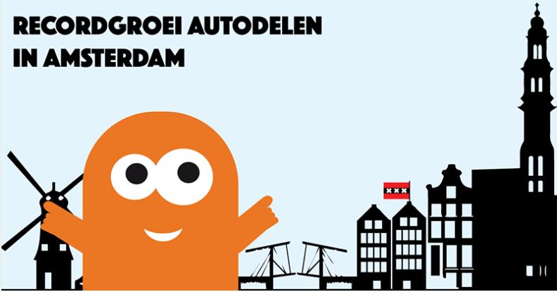 Amsterdam car-sharing platform posts record growth