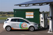 Connected Energy and Renault to collaborate on energy storage and EV charging technology
