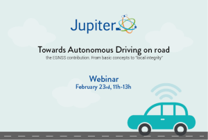 Webinar: Towards Autonomous Driving on road