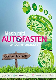 Austrians urged to quit cars for lent