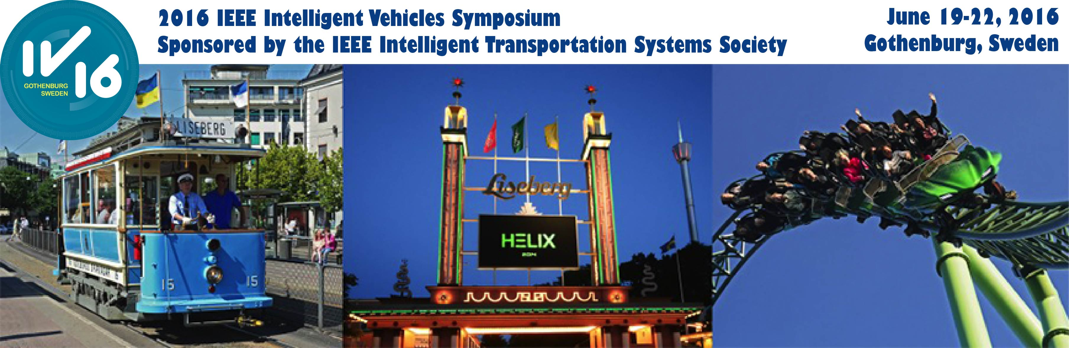 A record high number of contributions to Intelligent Vehicles Symposium (IV16)