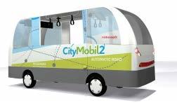 San Sebastián to demonstrate automated passenger vehicles