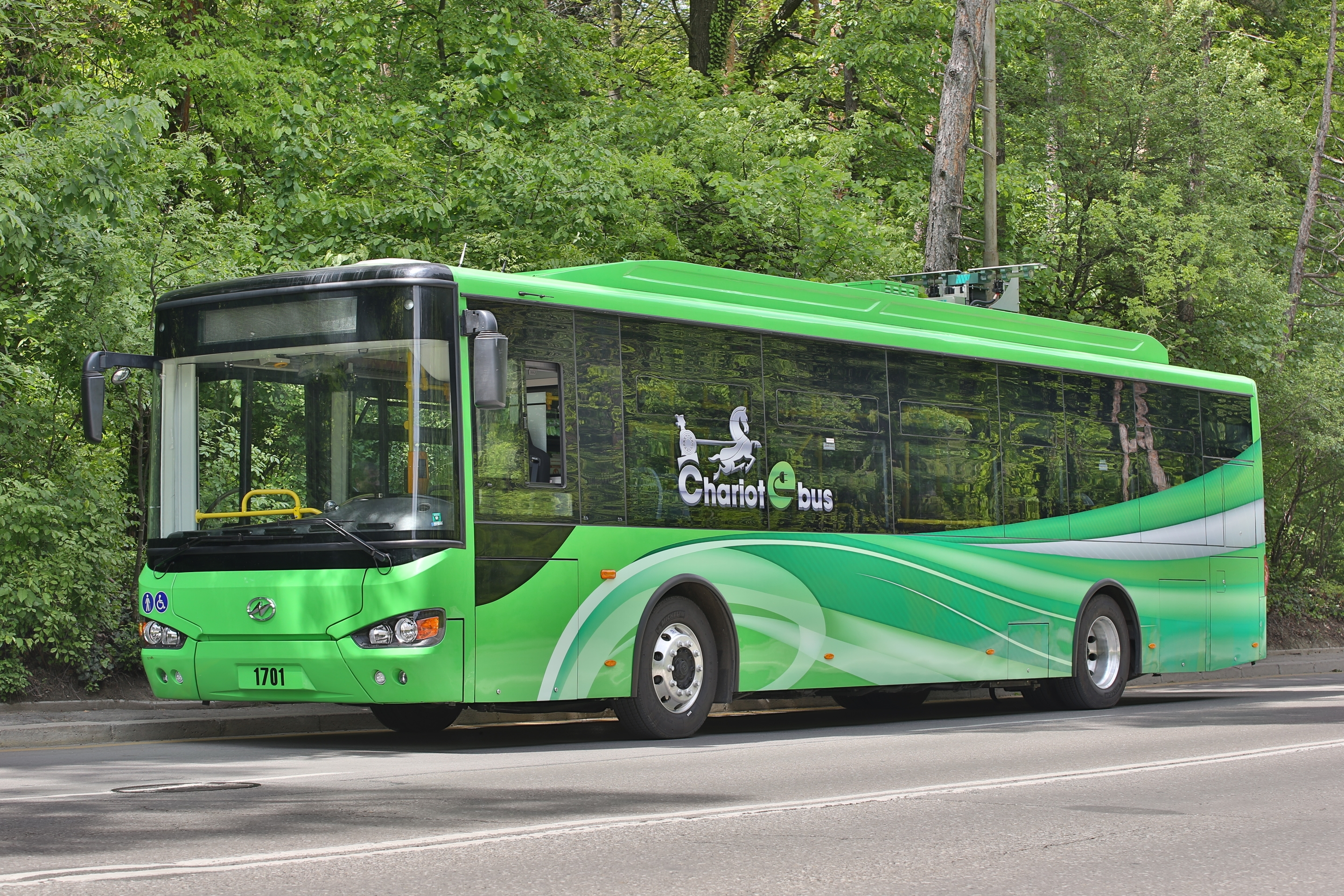 Belgrade to receive new electric buses